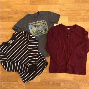 Boys - Shirt Bundle